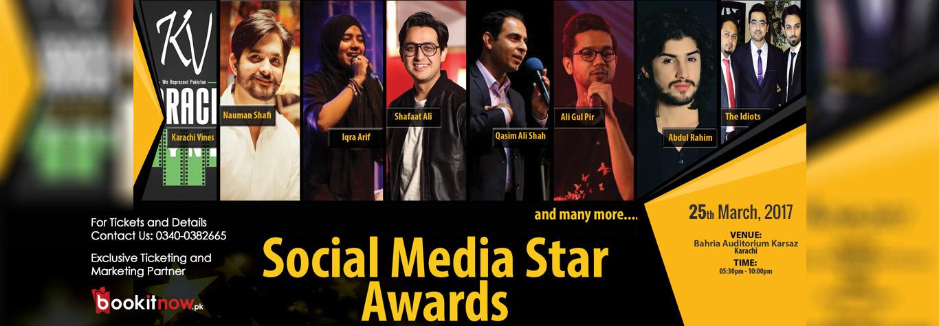 social media star award