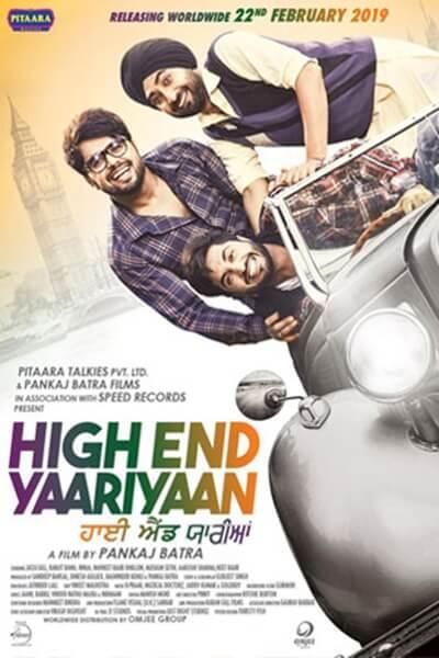 high end yaariyaan