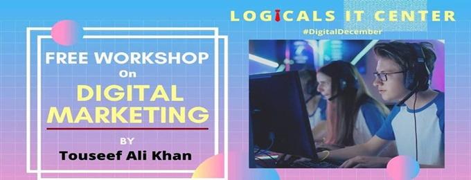 free digital marketing workshop december '19