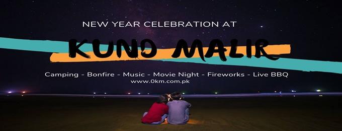 new year special at kund malir beach