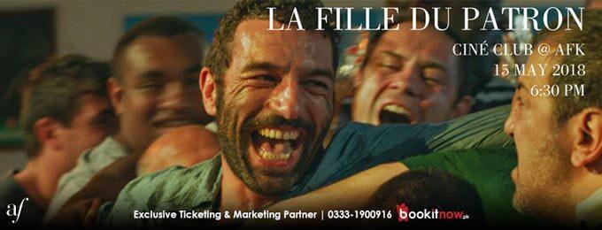 Ciné Club at AFK: La Fille du Patron