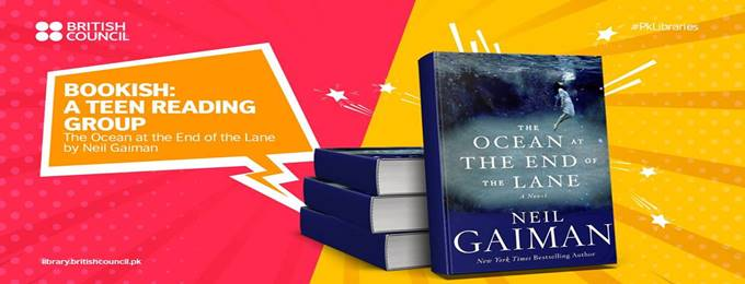 bookish: the ocean at the end of the lane