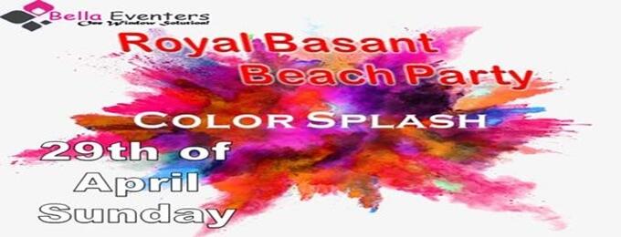 Royal Basant & Beach Party