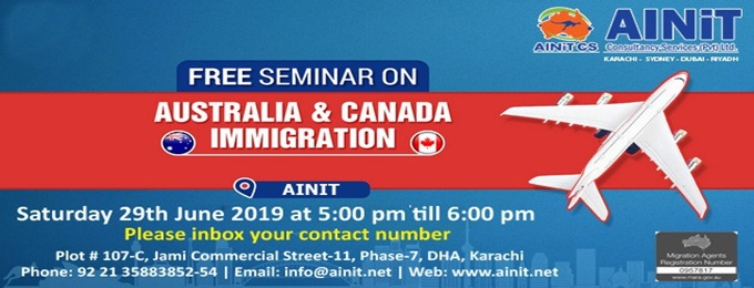 migrate to australia or canada