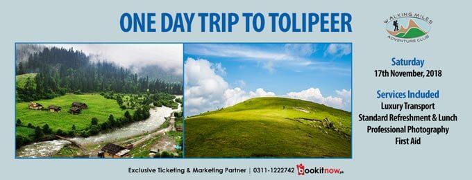 One Day Trip To Tolliper