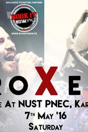 ROXEN at NUST - PNEC, Karachi