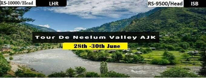 3 days trip to neelumvalley,sharda,keran,aurang kel
