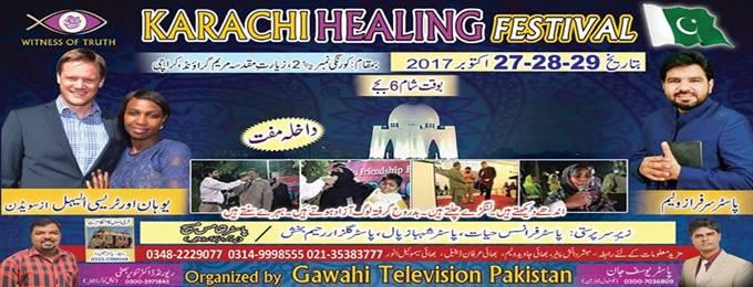Karachi Healing Festival