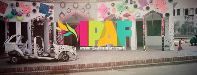 international public art festival 2019