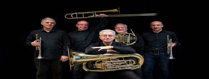 a concert by the vitrail quintet