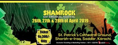shamrock eat & musical festival