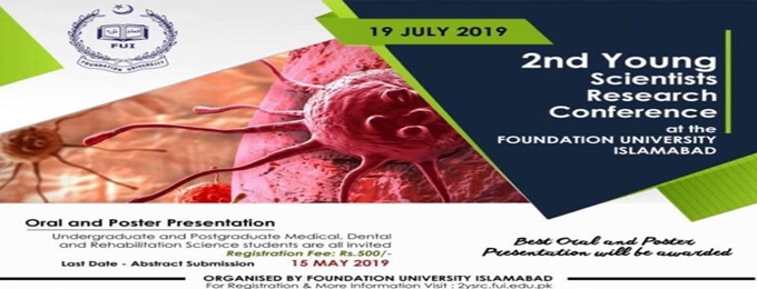 2nd young scientists research conference 2019