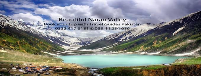 the beautiful naran & shogran valley