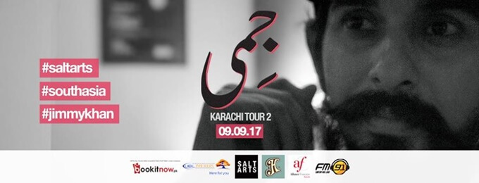 Jimmy Khan's Tour of Karachi 2017