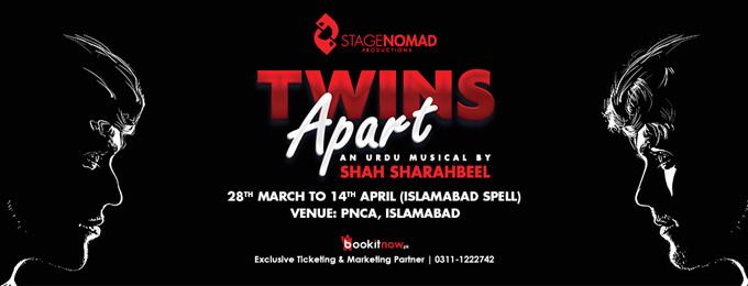 twins apart islamabad