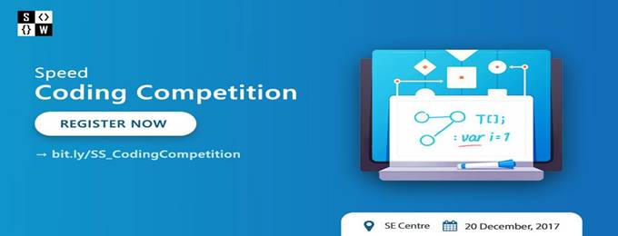 speed coding competition