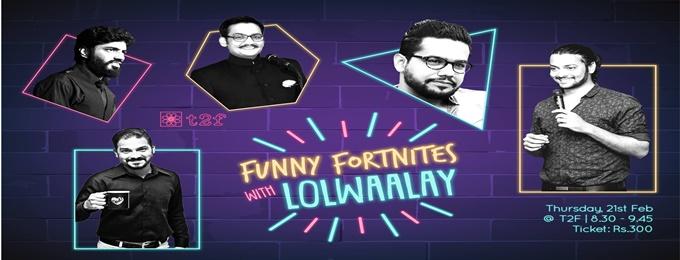 funny fortnites with lolwaalay