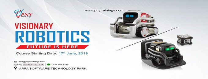 visionary robotics (future is here) | arfa tower