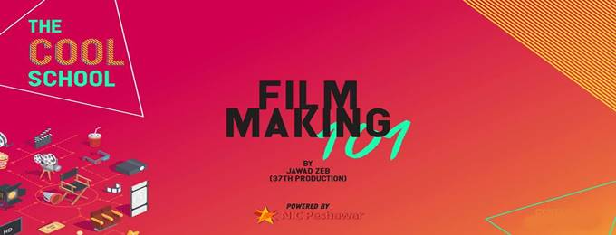 film making 101 - a course by the cool school