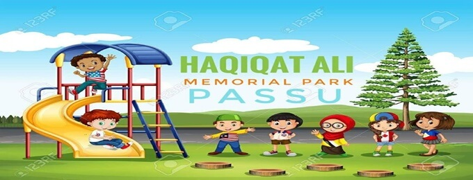 opening ceremony of master haqiqat ali park