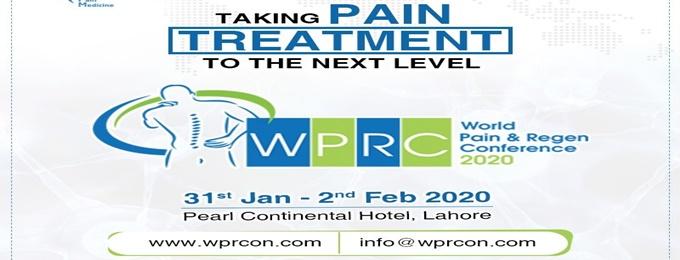 world pain & regen conference 2020