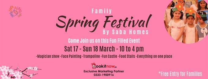 Family Spring Festival