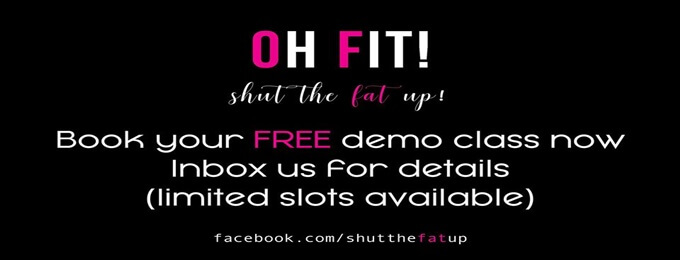 oh fit - free demo