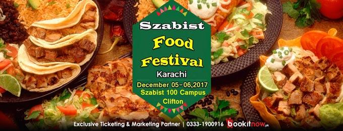 szabist food festival 2k17