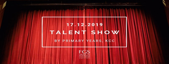 talent show by primary years, kohinoor city campus