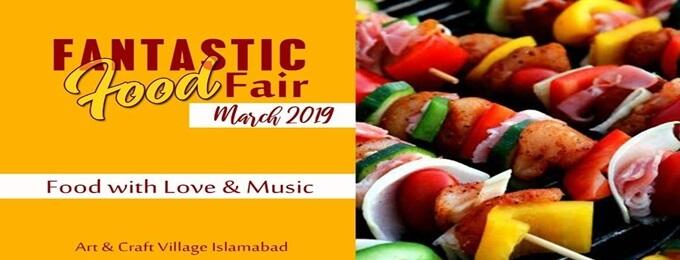 fantastic food fair & family featival