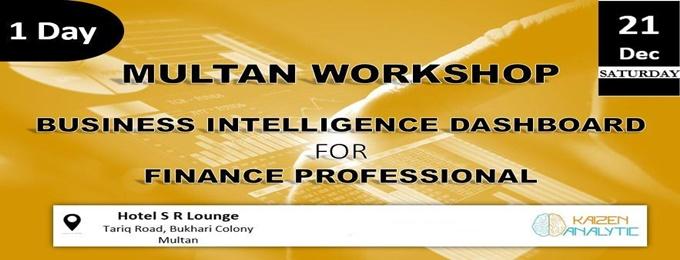 business intelligence workshop - multan