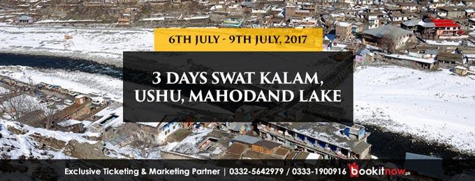 3 days trip to swat kalam, ushu, mahodand lake lahore