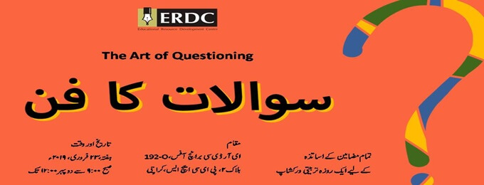 erdc workshop: the art of questioning