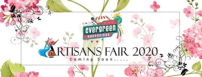 evergreen happenings artisans fair 2020