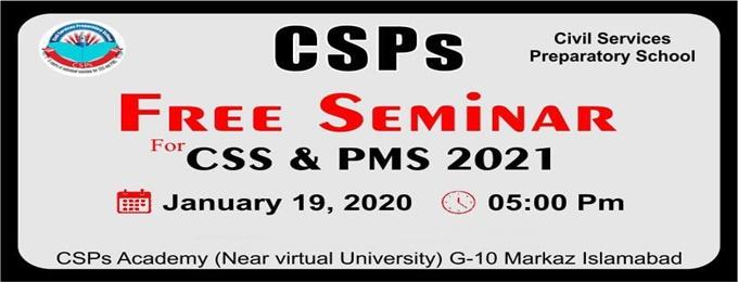 css free seminar-21