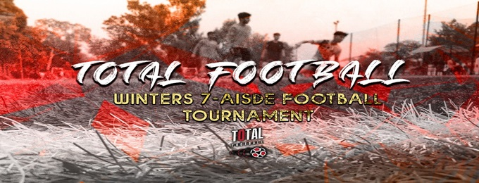 total football - peshawar winter football tournament, 2019