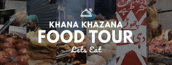 khaana khazana food tour