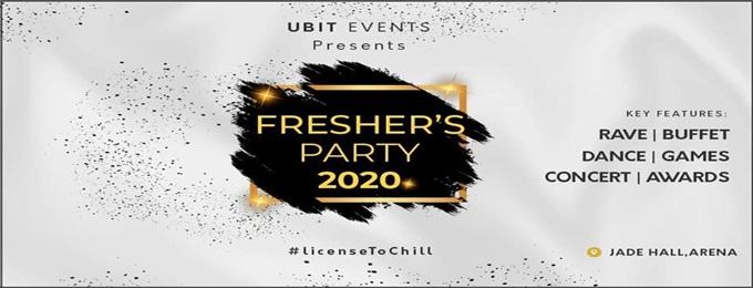 Fresher's Party '2020 (DCS-UBIT)