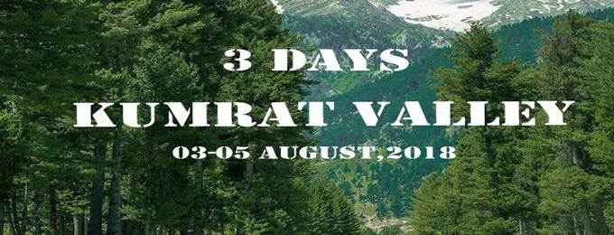 3 days kumrat valley trip