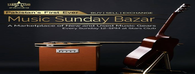 music sunday bazar