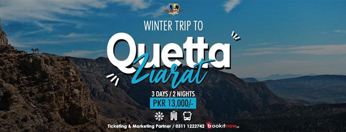 Winter Trip to Quetta & Ziarat