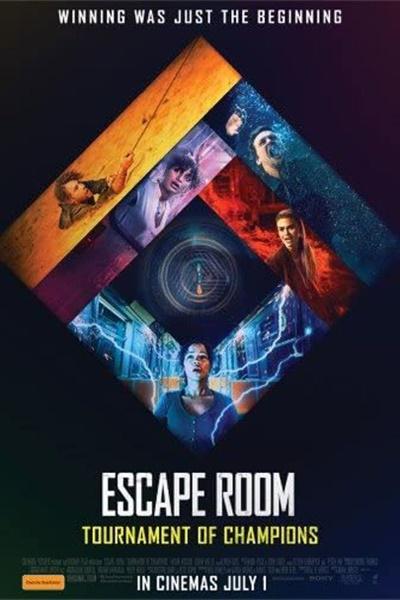 escape room: tournament of champions (2d)
