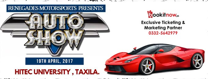 RMS Auto Show 2017