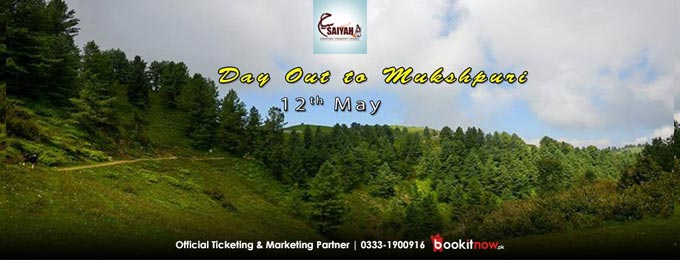 Day out to Mukshpuri