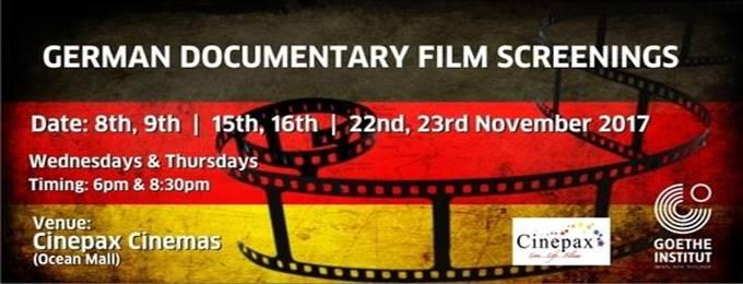 german documentary film screenings