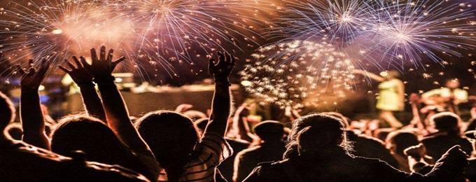 new year celebration 2020