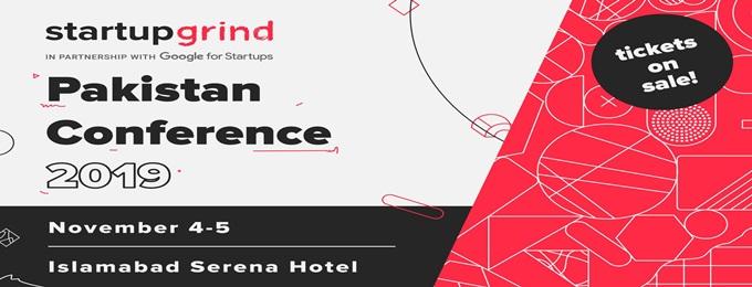 startup grind pakistan conference 2019