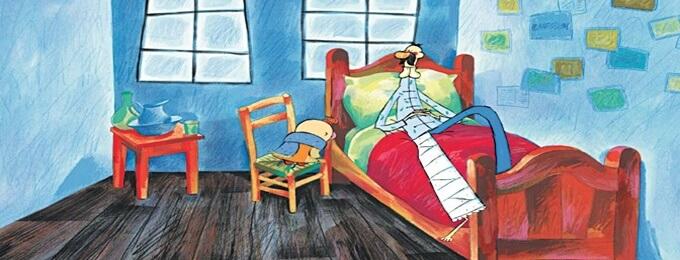 ciné club at afk: l'enfant au grelot