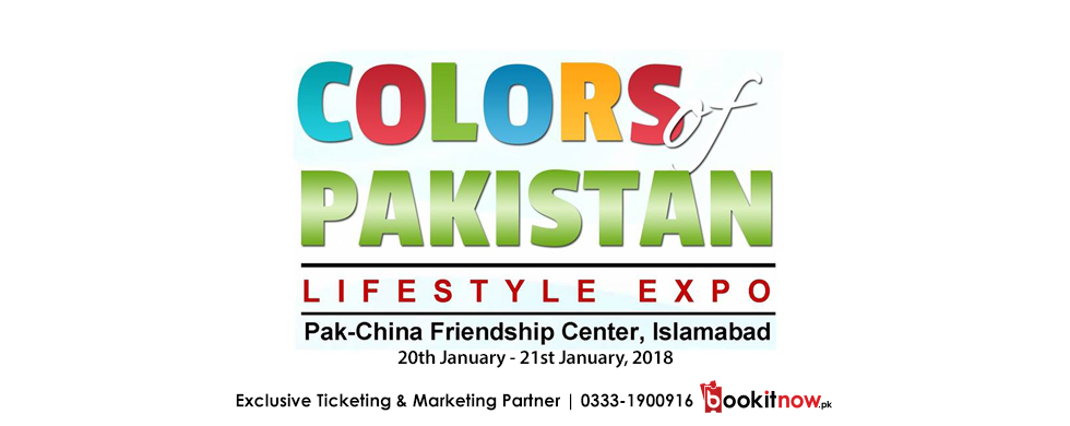 colors of pakistan (islamabad)