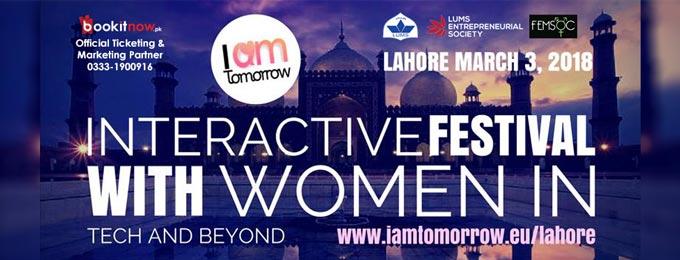 I Am Tomorrow - Lahore